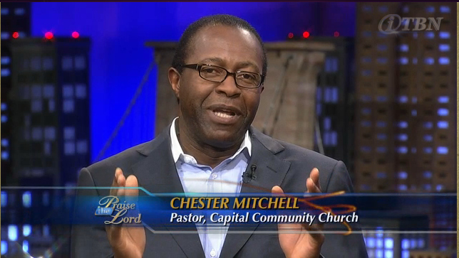 Chester Mitchell on TBN