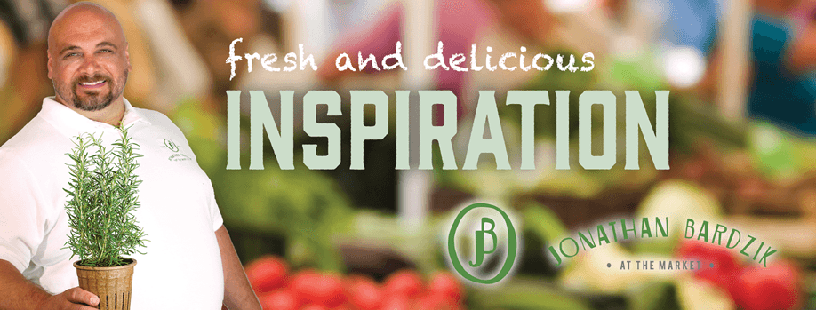 Fresh and delicious inspiration